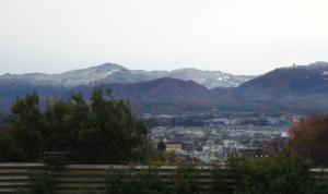 関越スポーツランドからの景色